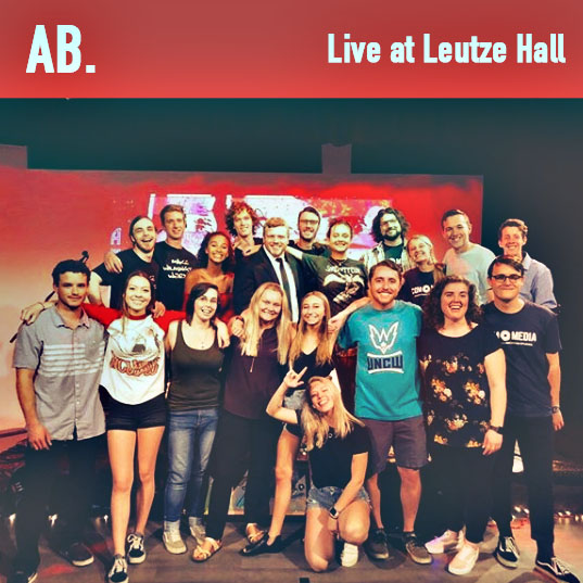 SIDE PROJECT – LIVE PERFORMANCE at Leutze Hall