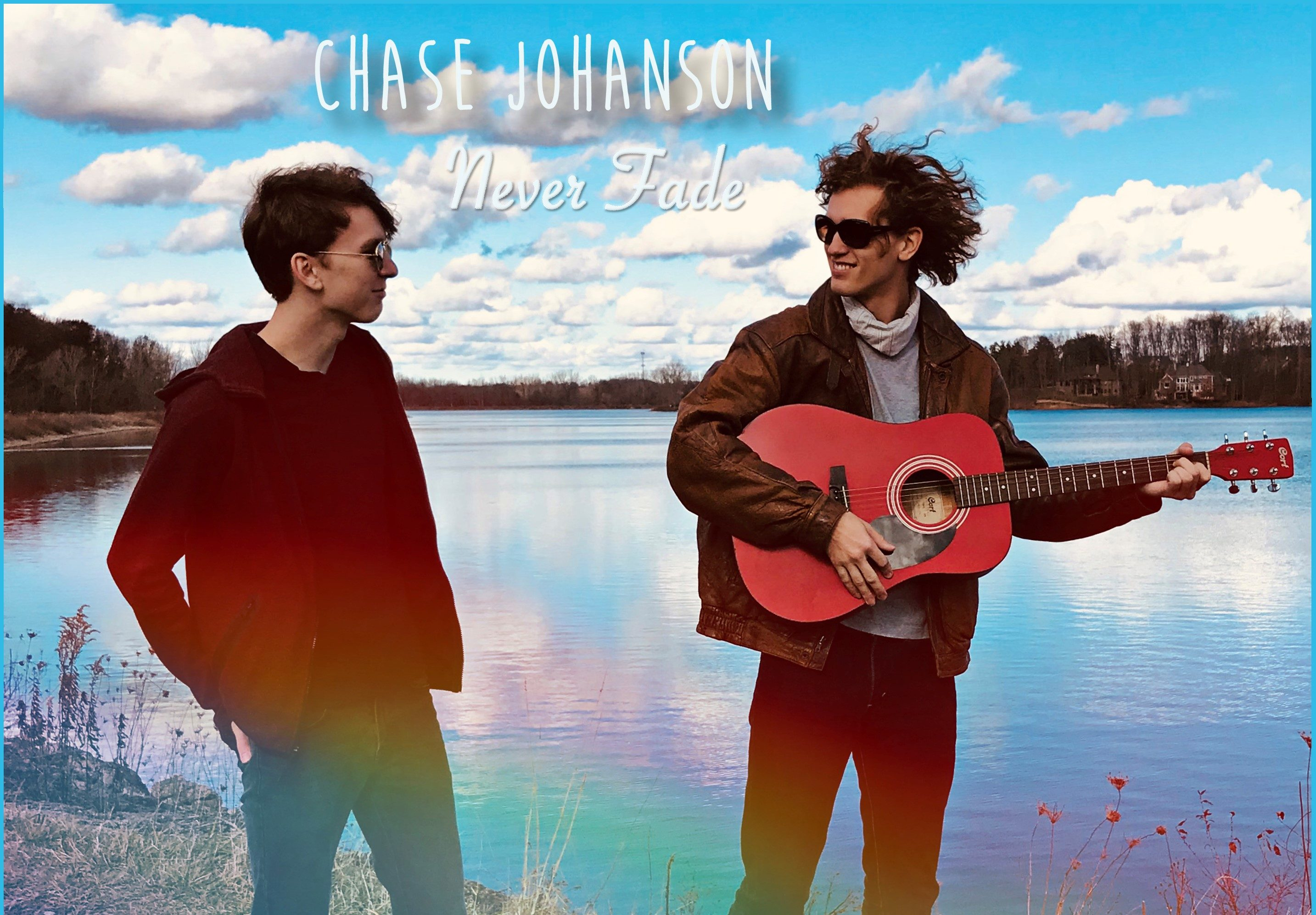 "NEW SINGLE ""NEVER FADE"" RELEASE Feat. Brother Ellis Johanson"