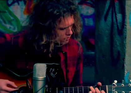 """""""Jupiter""""- Breedlove Guitars"""
